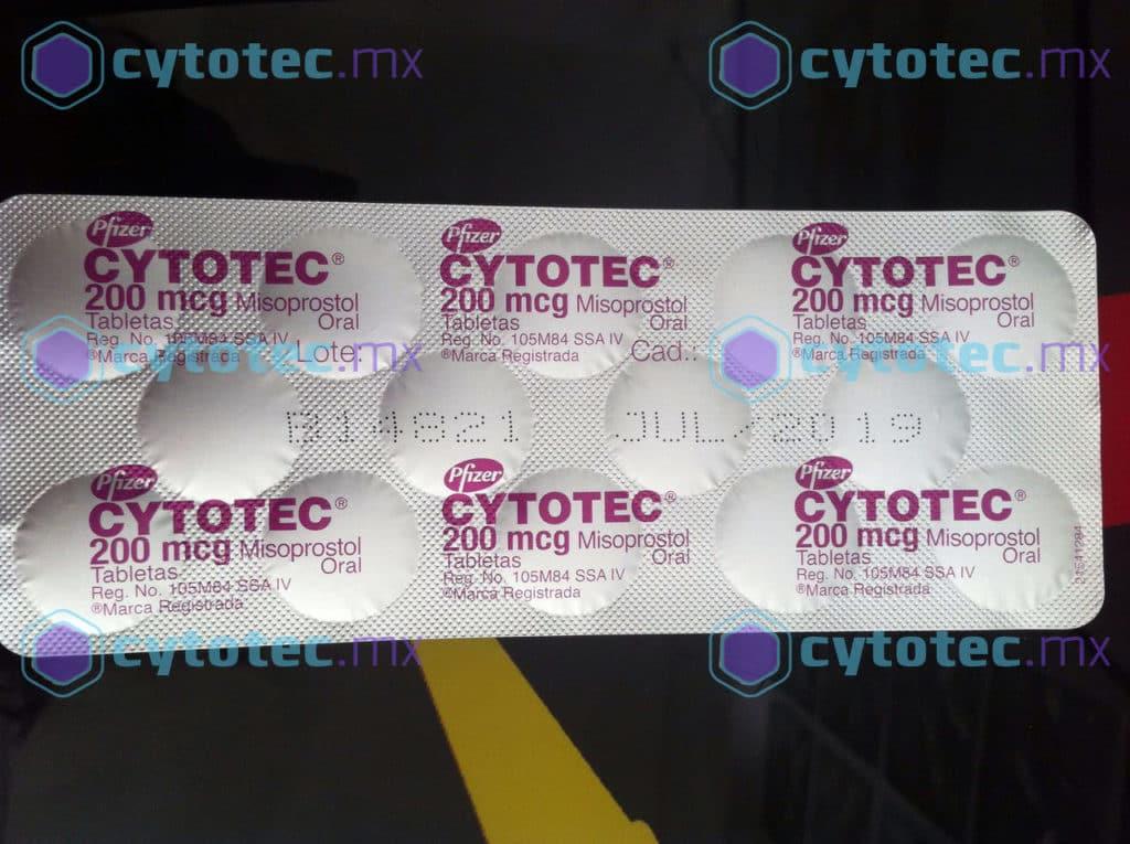 Cytotec MX Misoprostol México