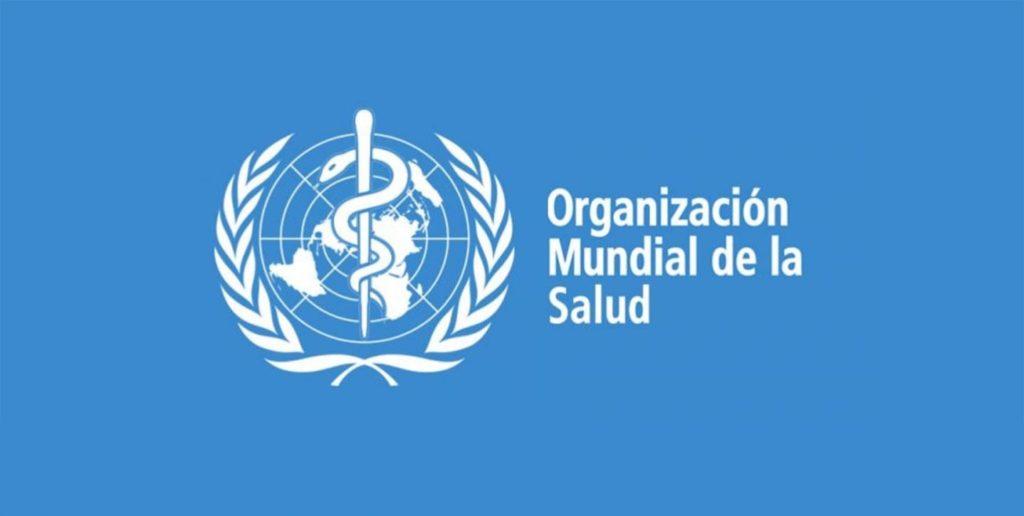 Logotipo de la Organización Mundial de la Salud