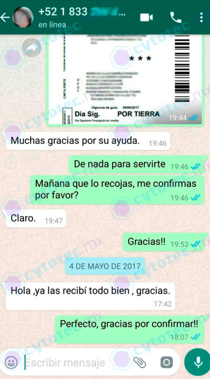 Cytotec compra en México