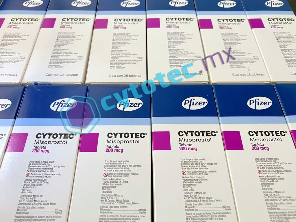 cytotec pastillas